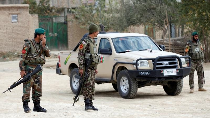 Afghan Government Loses Control of Its Territory