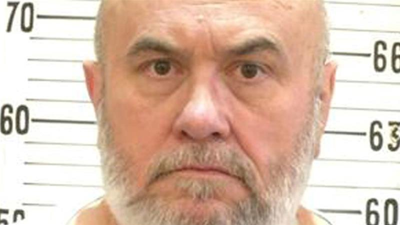An undated file photo released by the Tennessee Department of Corrections shows death row inmate Edmund Zagorski  [Handout/Tennessee Department of Corrections/AP Photo]