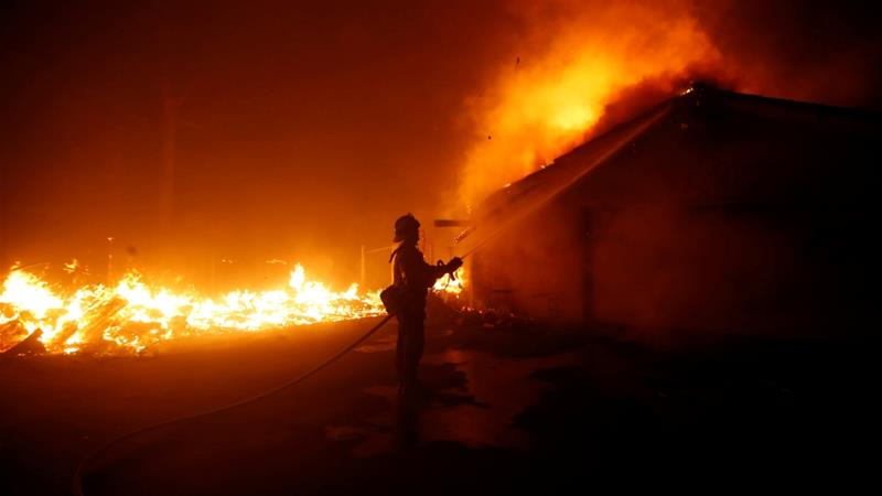 Deadly fire leveled Paradise, California, in less than a day