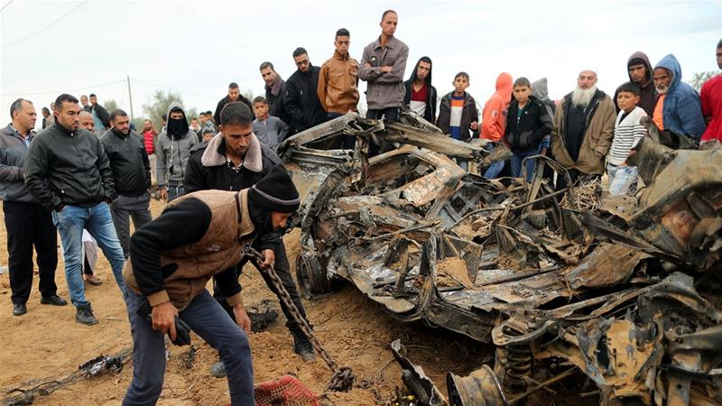 In Pictures: Destruction in Khan Younis after Israeli operation