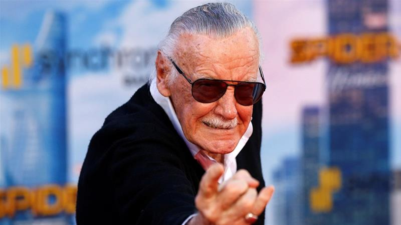 Marvel, Disney Comment on Stan Lee's Death