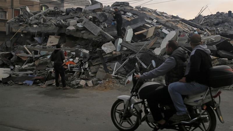 Analysis: What does Gaza escalation mean for appetite for calm?