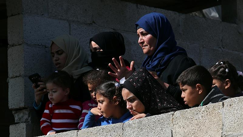 Palestinians sceptical Gaza ceasefire will hold