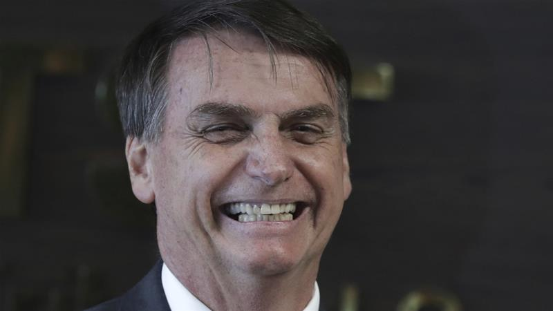 Brazilian President-elect Bolsonaro backpedals on removal of Labor Ministry