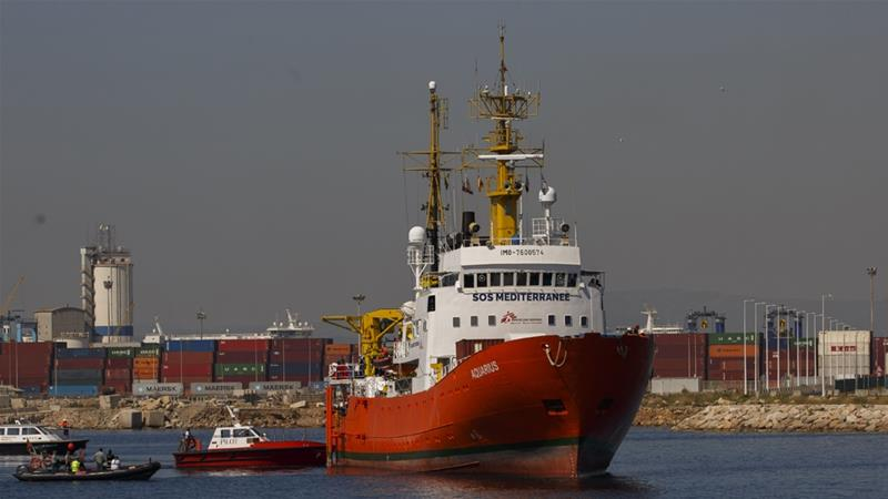 Rescue at Sea: Migrants in the Mediterranean