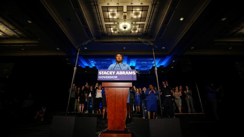 Stacey Abrams acknowledges Brian Kemp will win Georgia gubernatorial race