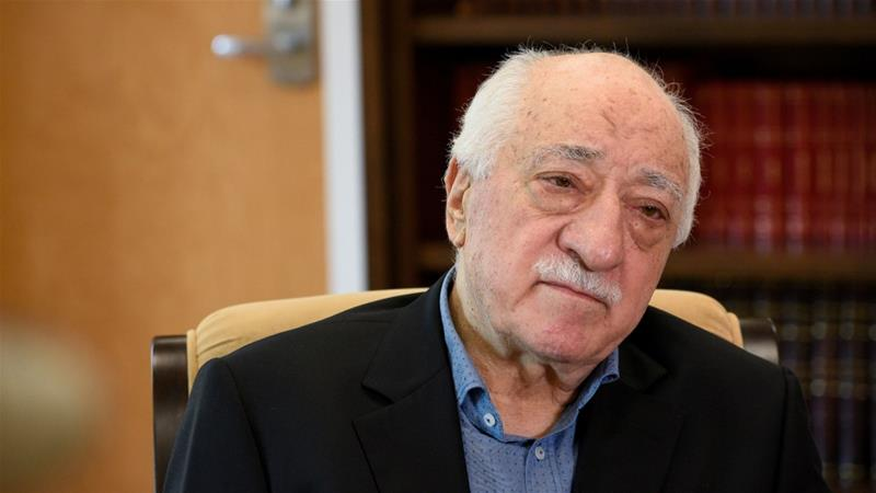 Turkey accuses Fethullah Gulen of involvement in the failed coup attempt in July 2016 [File: Charles Mostoller/Reuters]