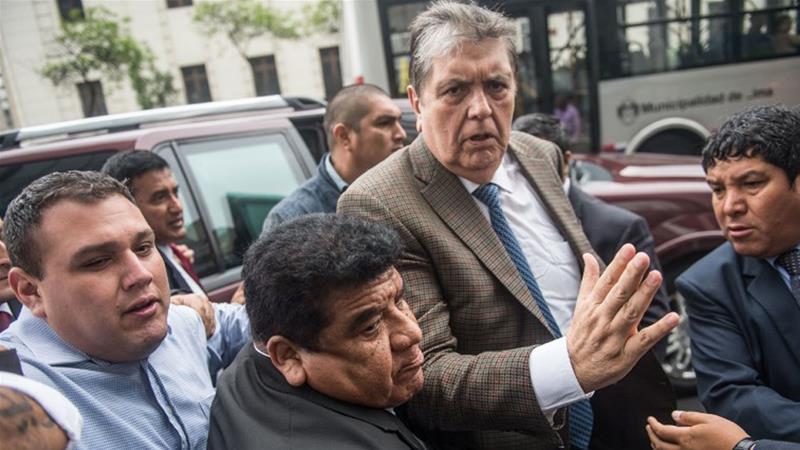 Ex-peruanischer Präsident sucht nach Reiseverbot Uruguay-Asyl