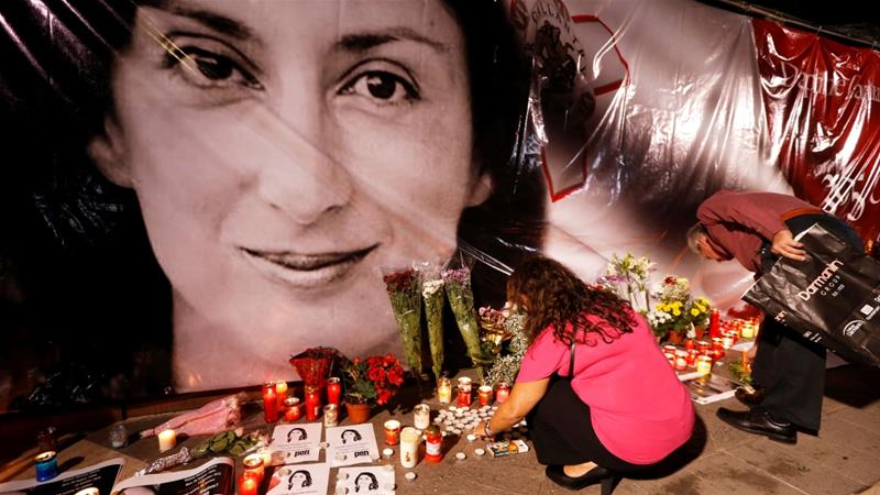 Maltese Masterminds Behind Daphne Assassination Are Identified