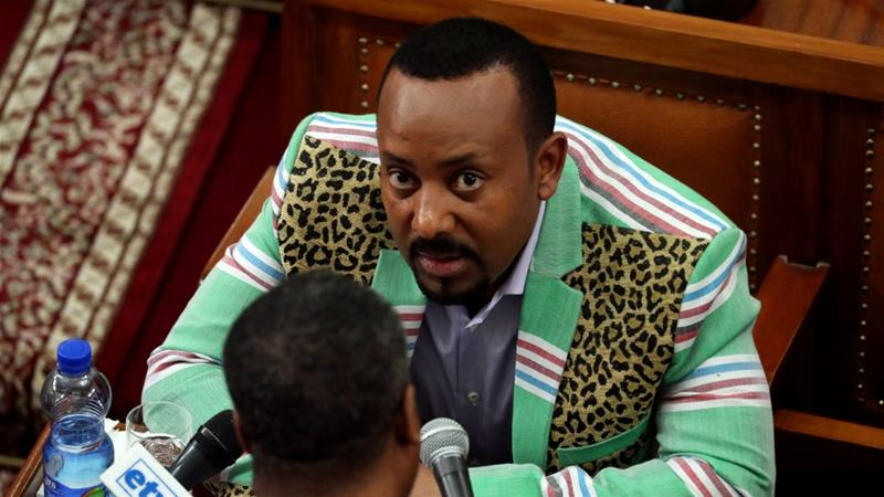 PM Abiy Ahmed's cabinet recently approved a draft legislation on the establishment of a National Peace and Reconciliation Commission in Ethiopia [Reuters]