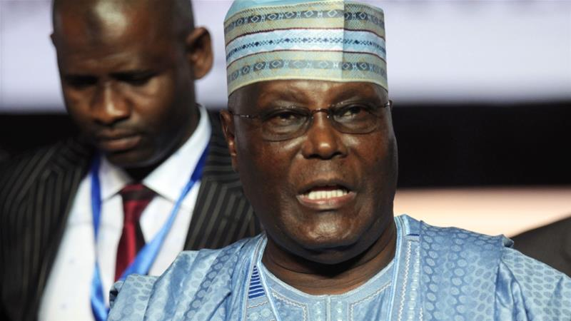 Coronavirus: Stop all flights from affected countries- ex-VP Atiku Abubakar tells President Buhari