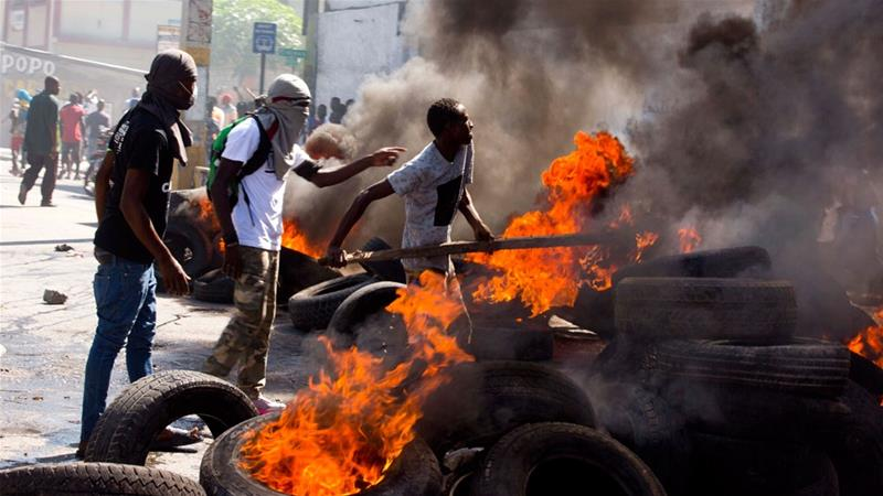 Haiti: Six killed in anti-corruption protests