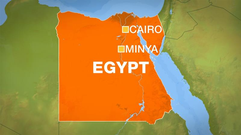 Gunmen kill 7 in attack on bus carrying Coptic Christians in Egypt