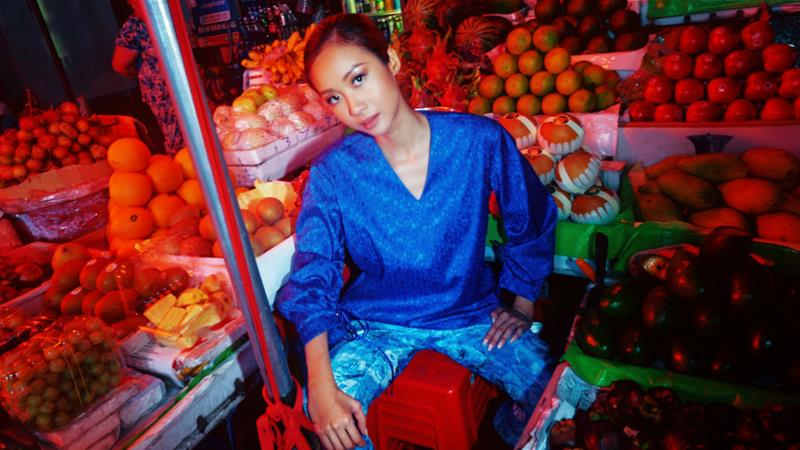 Vietnam's rap queen and traditional society's changing voice
