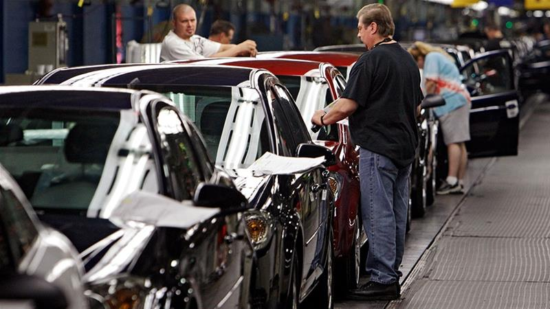 Trump threatens to cut subsidies for GM after layoff, plant closure announcement