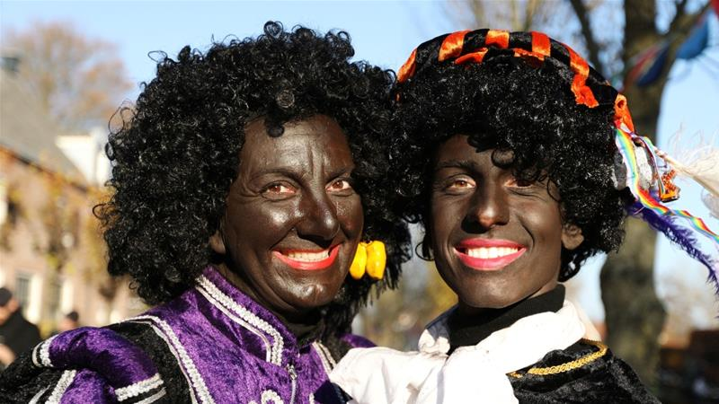 Black Pete Christmas History.Zwarte Piet Black Pete Is Dutch Racism In Full Display