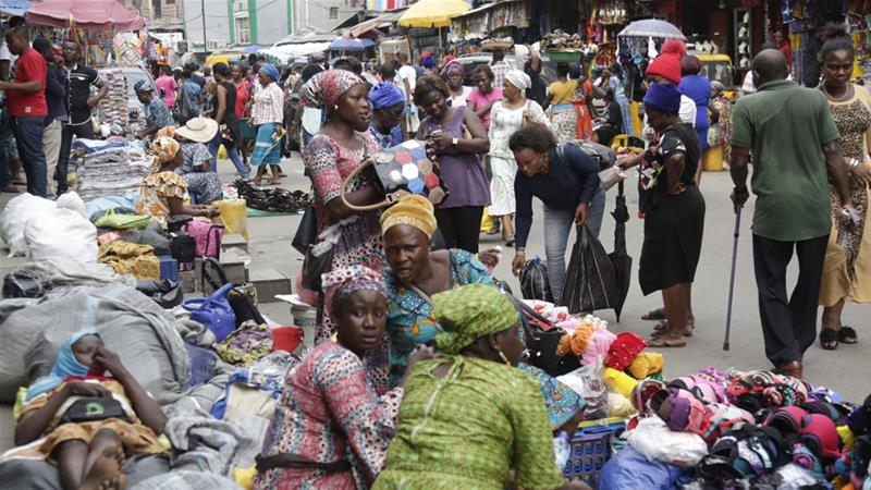 'It feels like there's no hope': Nigeria's worsening job crisis