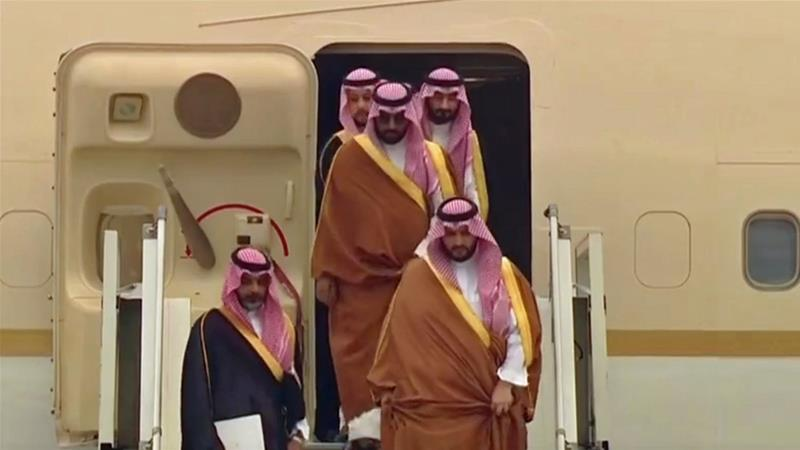 US intelligence agencies reportedly concluded that Prince Mohammed ordered the killing of Khashoggi [Reuters]