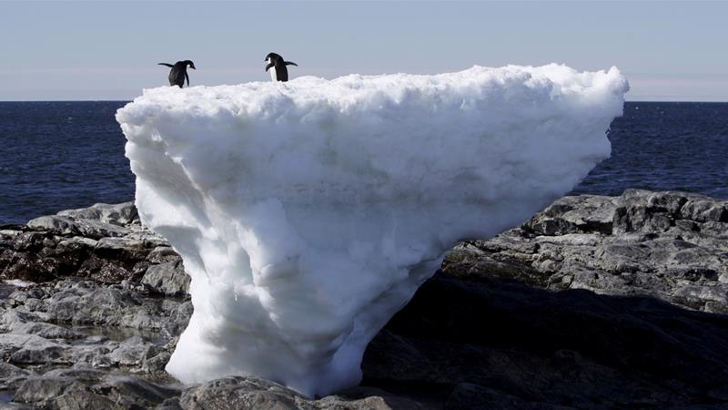 Greenland's ice melting faster than scientists previously thought
