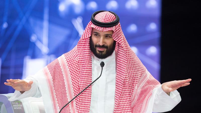Khashoggi audio makes apparent reference to Saudi crown prince