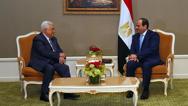 The meeting in Sharm el-Sheikh will be the first encounter between Abbas and el-Sisi in 10 months [File: Anadolu Agency]