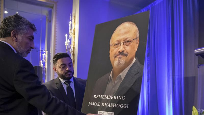 Erdogan blames Saudi state for Khashoggi murder thumbnail