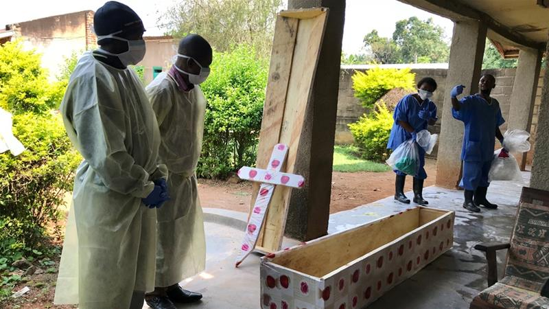 Congo's Ebola outbreak now second largest in history