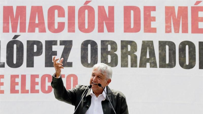 "Andres Manuel Lopez Obrador will soon have to make the kinds of decisions that will finally reveal the authenticity of his ""revolution"", writes Eventon [Reuters]"