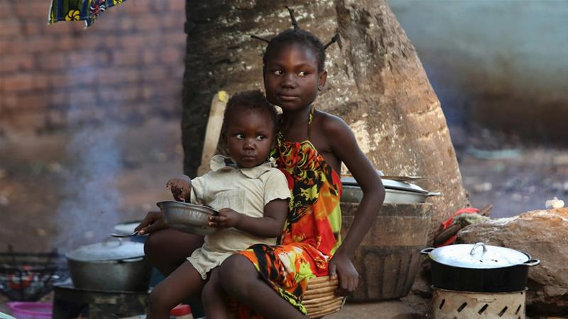 UNICEF said around 1.5 million children were in need of humanitarian assistance [File: Siegfried Modola/Reuters]