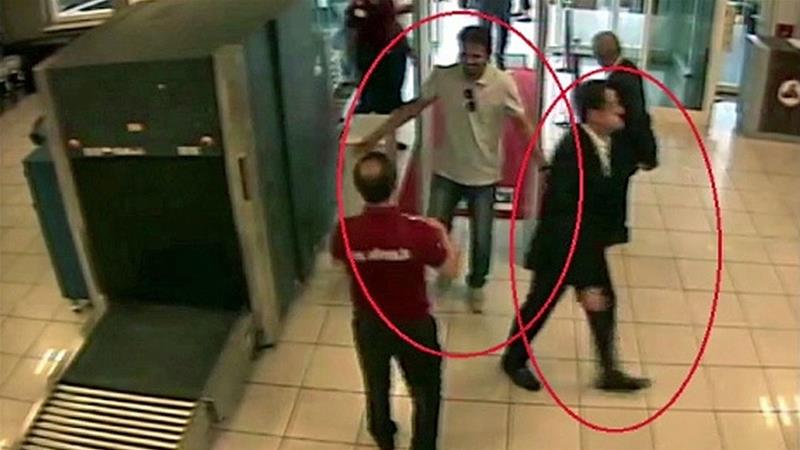 Khashoggi's body parts transported in suitcases Report