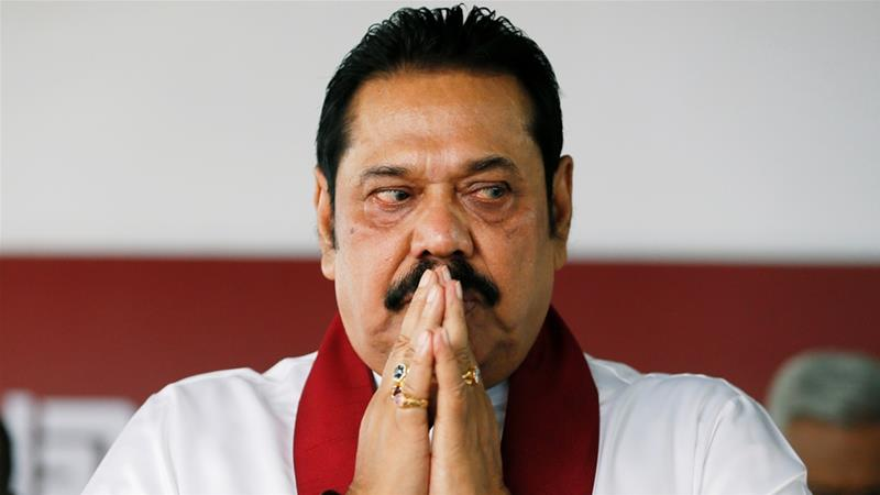 Sri Lanka parliament speaker refuses to recognise Rajapaksa as PM