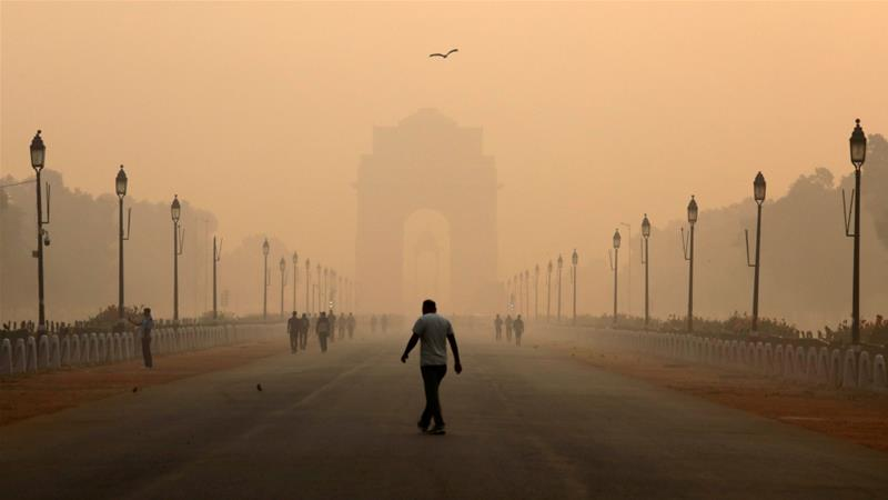 The World Health Organization said this year India was home to the world's 14 most polluted cities [Anushree Fadnavis/Reuters]