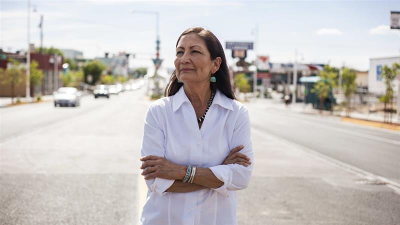 First Native American women in Congress: Deb Haaland & Sharice Davids