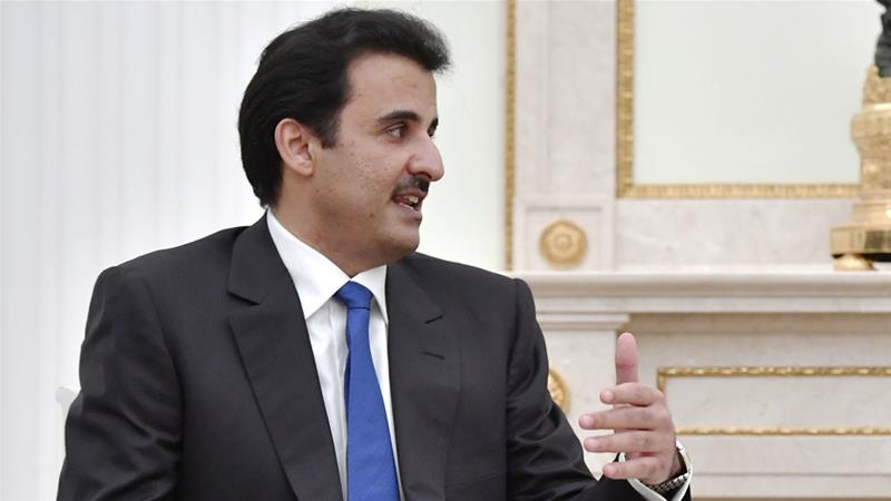 Qatar's Emir: Gulf crises will pass, but economy is stronger