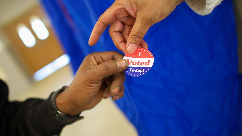 Florida residents to vote on felon voter rights initiative