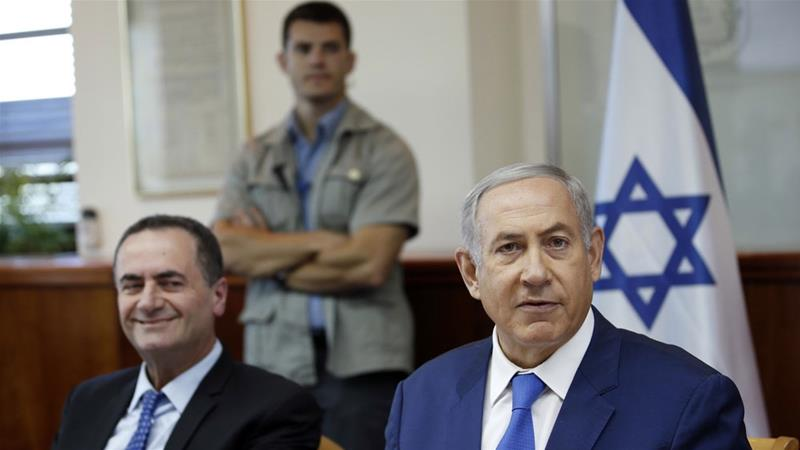Israel currently has full diplomatic relations with only two Arab states - Egypt and Jordan [Ronen Zvulun Pool via AP]