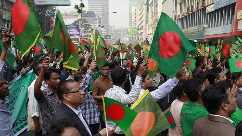 Bangladesh general election on December 23 despite Zia's arrest