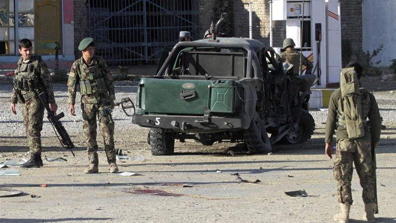 Taliban fighters have ramped up attacks on Afghan security forces and government facilities in recent months [File: Parwiz/Reuters]