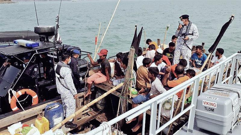 Return of two thousand Rohingyas of Bangladesh in Myanmar