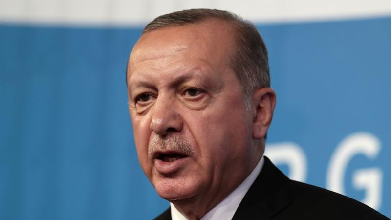 Erdogan said that the instructions given to the individuals who carried out Khashoggi's murder were handled professionally [AP Photo]