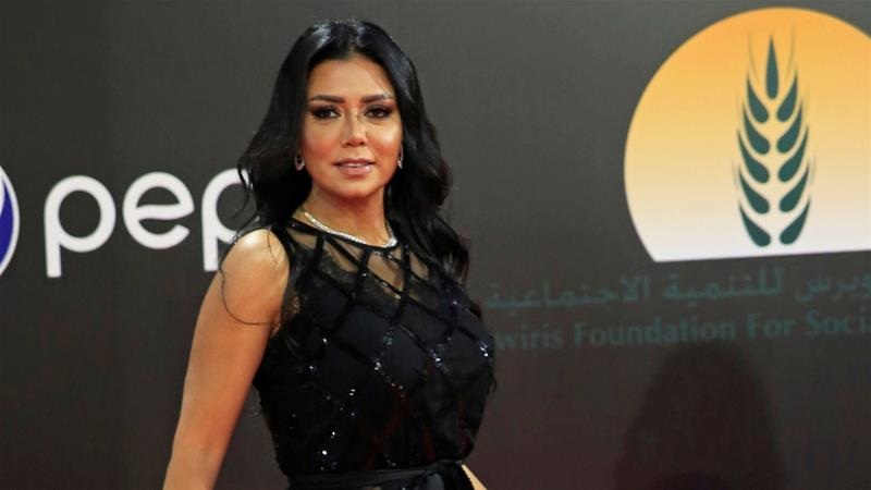 Egyptian actress faces trial for wearing see-through dress