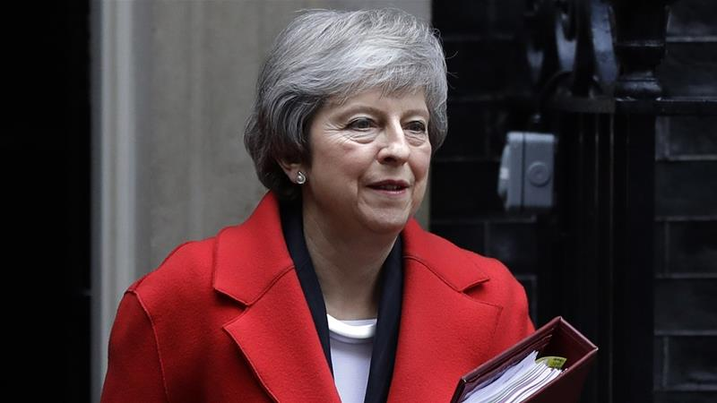 May cancels Brexit vote amid fears it could topple her government