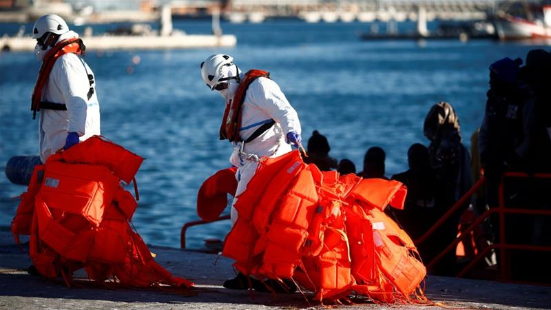 MSF says its activities on Aquarius assisted nearly 30,000 since February 2016 [Jon Nazca/Reuters]