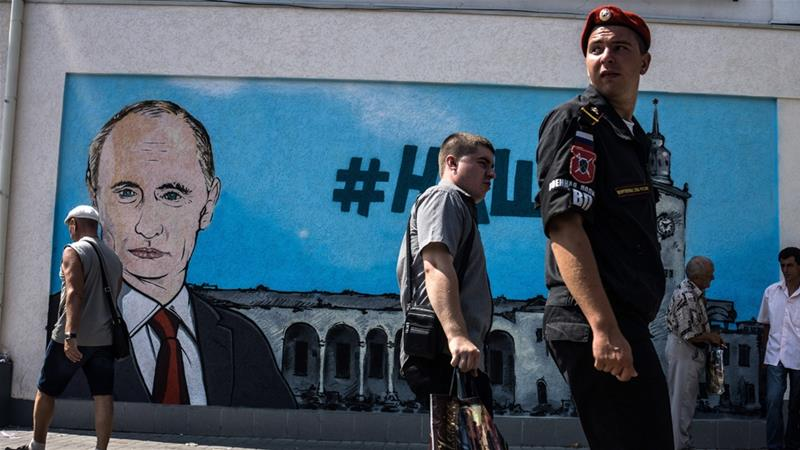 Crimea: Russia's Dark Secret