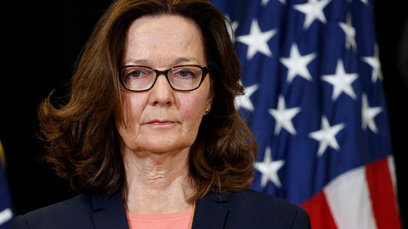 Haspel briefed Senate leadership last week [File: Evan Vucci/AP Photo]