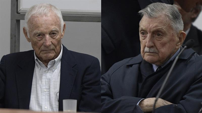 Argentina convicts two ex-Ford executives in torture case