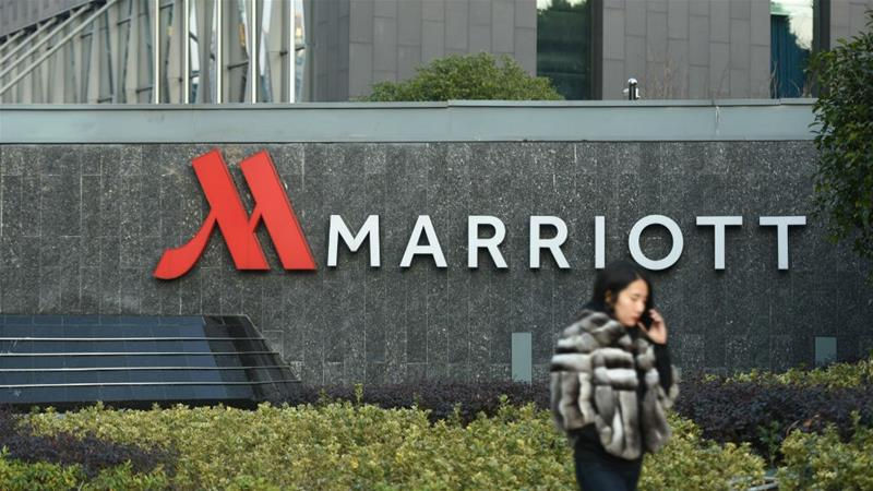 Chinese spies reportedly behind massive Marriott hack