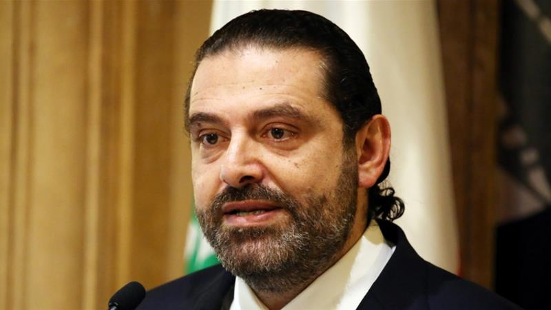 Hariri said negotiations over the formation of a new government were in 'the last 100 meters' [Reuters]
