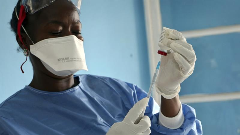 Record number of Ebola cases in Congo in one day