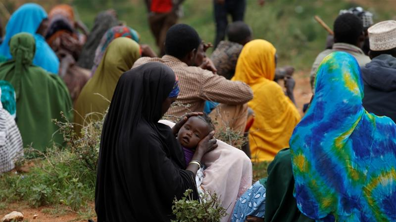 The escalating violence has sent hundreds fleeing across the border to neighbouring Kenya [Reuters]